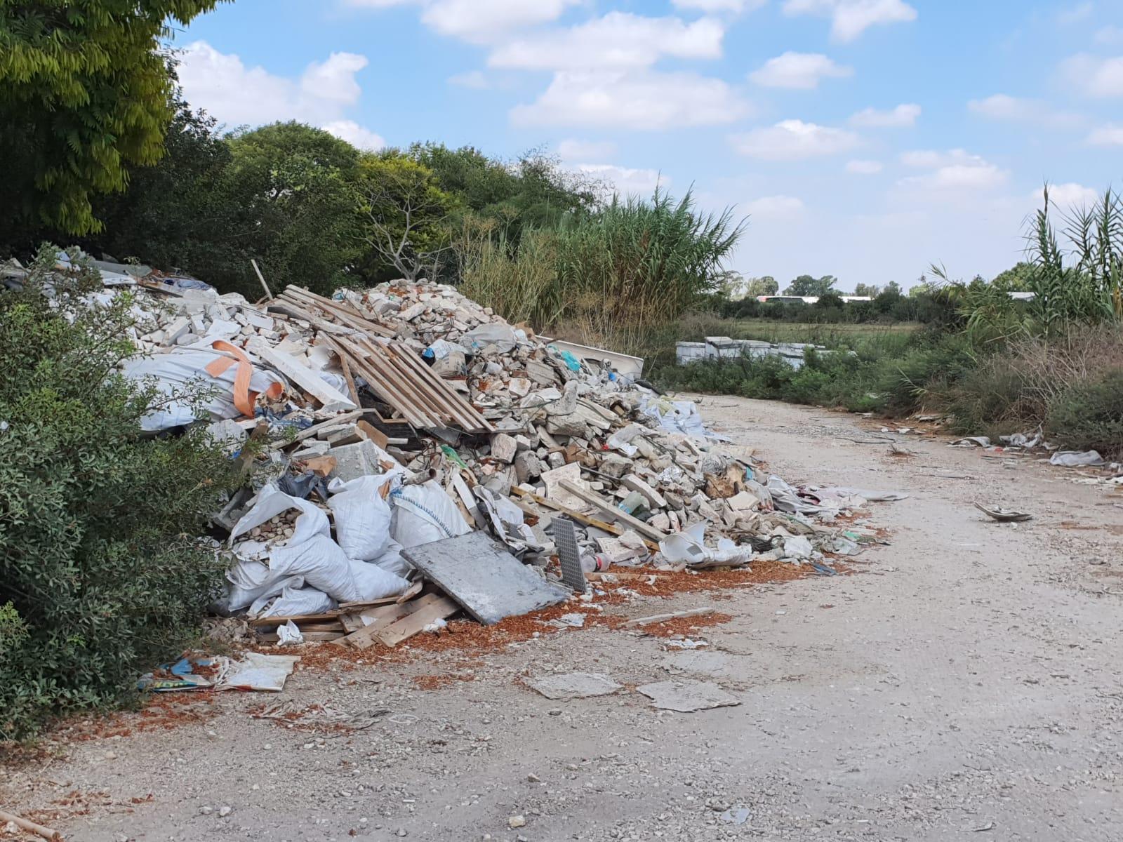 פסולת מחזור בניין