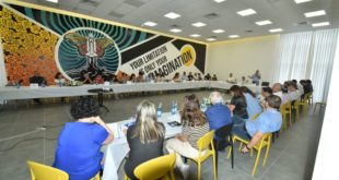 אירוע פתיחת מרכז עסקים ביבנה