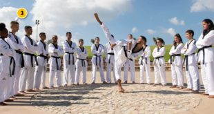 נבחרת ישראל בטאקוואנדו - קרדיט אתר ההתאחדות
