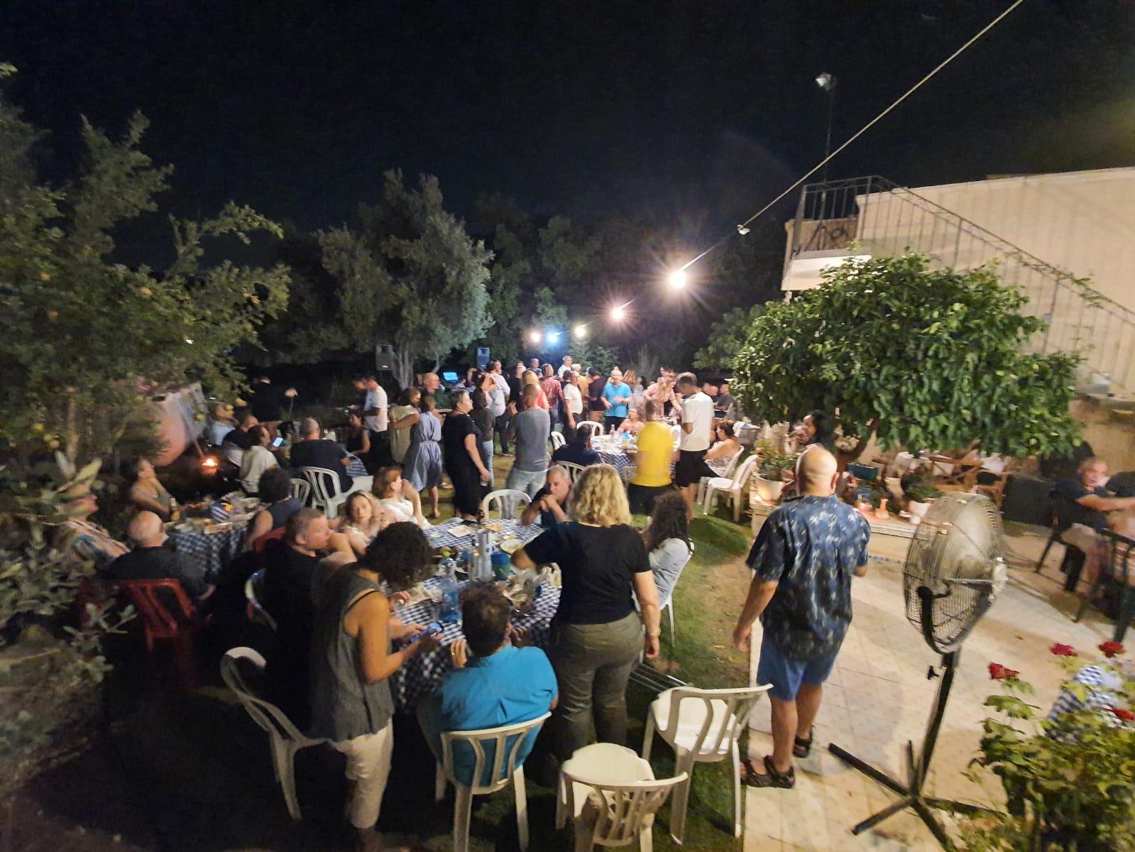 ערב יווני בבילועם