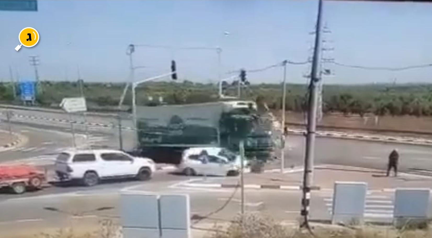 תאונה יד בנימין 3
