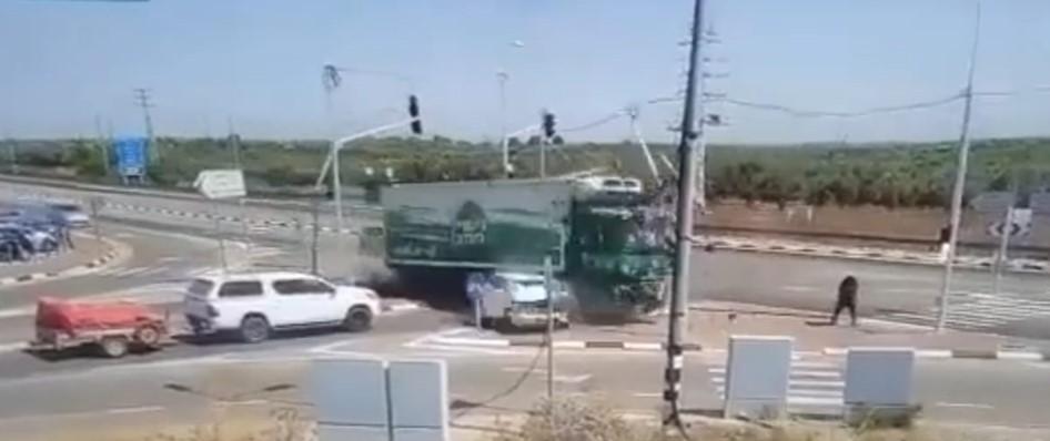 תאונה יד בנימין 2